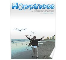 Happiness in America cover art Poster