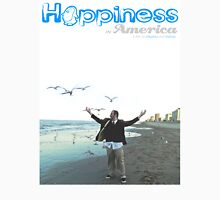 Happiness in America cover art Unisex T-Shirt