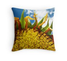 The Seedmaker Throw Pillow