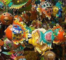 Trinkets - Bali, Indonesia by Stephen Permezel
