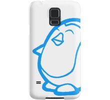 Happiness Penguin Samsung Galaxy Case/Skin