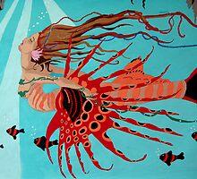 Leaving Neptune by LoisVivian
