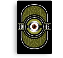 The Incredible Steampunk Minion Canvas Print