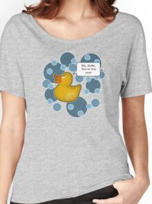 ♥ Rubber Ducky ♥ Women's Relaxed Fit T-Shirt