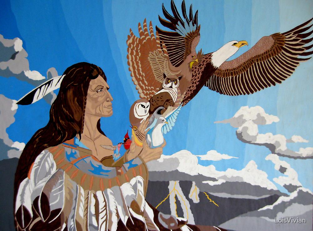 Chief Of Flight by LoisVivian