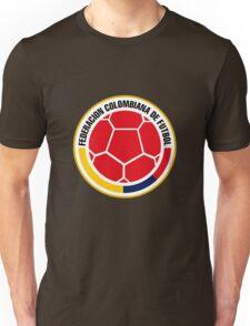 Federacion Colombiana de Futbol Unisex T-Shirt
