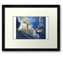 This Is Our God Framed Print
