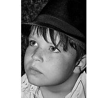 max my son Photographic Print