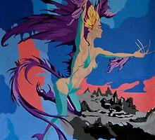 Reptilian Magick by LoisVivian