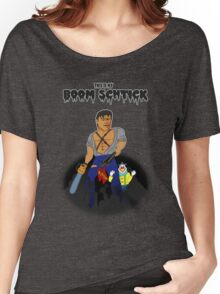 This is my Boom Schtick Women's Relaxed Fit T-Shirt