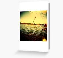 Holga Greeting Card
