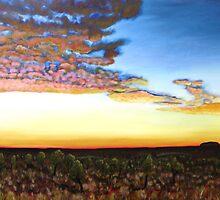 Desert Heart by lightworker