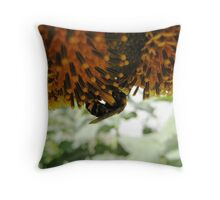 Dining Down Under Throw Pillow