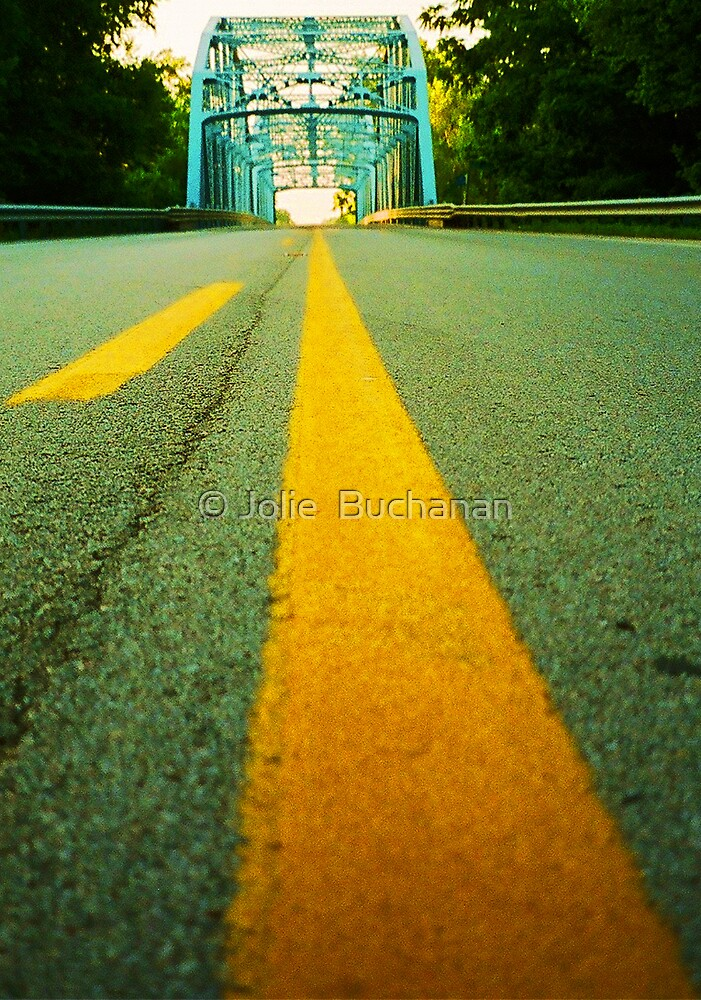 Why Don't We Do It In The Road? by © Jolie  Buchanan