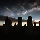Sacred Callanish by colin campbell