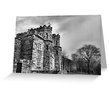 Cork City Gaol Greeting Card