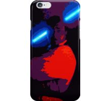 The Hero and the Villain iPhone Case/Skin