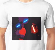 The Hero and the Villain Unisex T-Shirt