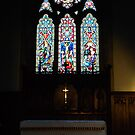 Islip Church, St Nicholas  by Jane Hansen