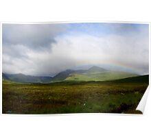 scottish landscapes Poster