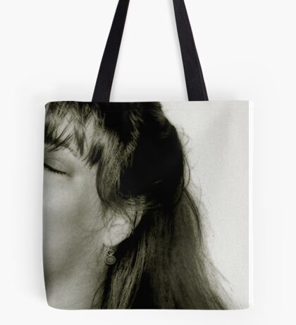 the day on her face Tote Bag