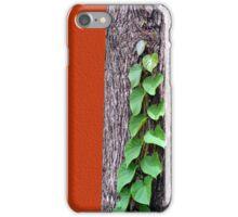 Creeper, Red, Tree iPhone Case/Skin