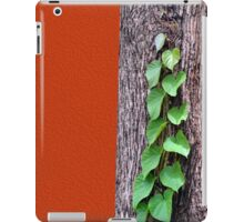 Creeper, Red, Tree iPad Case/Skin