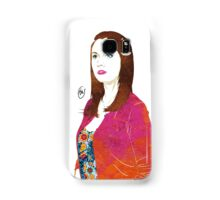 Community: Annie Edison Samsung Galaxy Case/Skin
