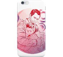 Community: Jeff & Annie Hug iPhone Case/Skin