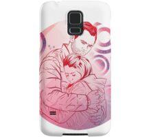 Community: Jeff & Annie Hug Samsung Galaxy Case/Skin