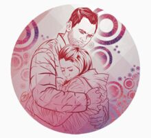 Community: Jeff & Annie Hug by MaxGunner44