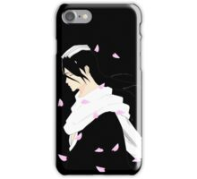 Byakuya Kuchiki Bleach Anime iPhone Case/Skin