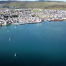 Lerwick, Shetland by NordicBlackbird