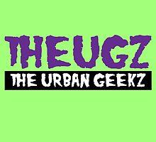 THEUGZ - THE URBAN GEEKZ by Jason Moncrise
