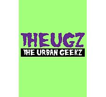 THEUGZ - THE URBAN GEEKZ Photographic Print
