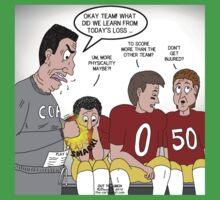 Football Losing Lessons Learned by Rich Diesslin