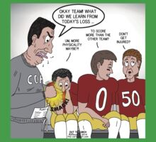 Football Losing Lessons Learned by Rich Diesslin