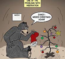 Bearly Christmas by Rich Diesslin