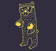 puzzled science bear Unisex T-Shirt