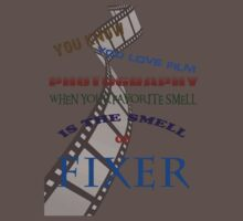 Smell the fixer Baby Tee