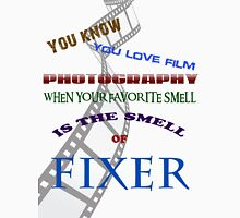 Smell the fixer Unisex T-Shirt