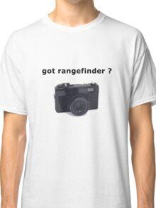 got rangefinder? Classic T-Shirt