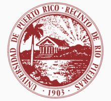 Universidad de Puerto Rico by wasqps
