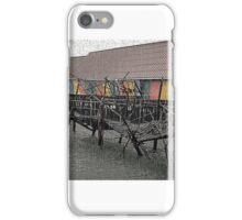 tropical downpour iPhone Case/Skin