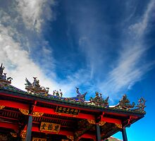 Penang clan temple by singlong