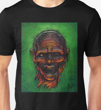 Severed Zombie Head Unisex T-Shirt