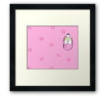 Pocket Princess Kaguya Framed Print