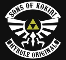 Sons of Kokiri Version 2 by dbizal