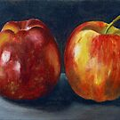Two Apples by splynch