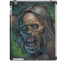 Bicycle Girl Zombie iPad Case/Skin